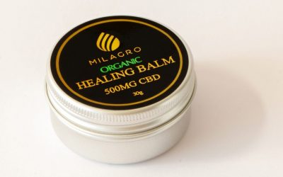 What is CBD balm?